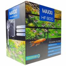 Filtro Externo P/ Aquario Maxxi Power Hf-800 (600 L/h) 220v