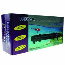 Filtro Ultra Violeta Hopar Uv 611 18w Aquários E Lagos 110v