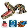 Enfeite De Resina Soma Action Dinossauro Moviment 040663