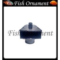 Cotovelo Preto Filtro Biológico Fish Ornament