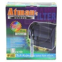 Filtro Ext.atman Hf400 Hf 400 Hf-400 + Brinde 1 Refil 127v