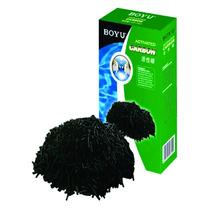 Carvão Ativado Premium Boyu 300g - Pet Hobby
