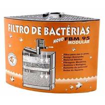 Filtro Zanclus De Bactérias - Fbm 95