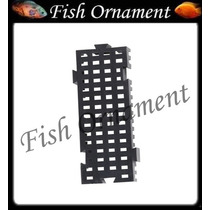 Placa Redutora Filtro Biologico Fundo 7x14 Fish Ornament