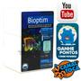Bioptim Pro Fonte De Carbono P/ Aquários Marinhos Caixa C 10