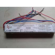 Reator Faziz P/ 2 Lampadas T5 De 39 Watts