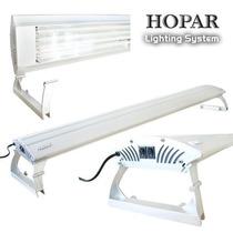 Luminária Hopar 4 Lampadas T5 X 39w 100cm 220v Frete Gratis