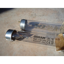 Lampada Germicida Uv-c 15w Osram - G13 Made In Italy