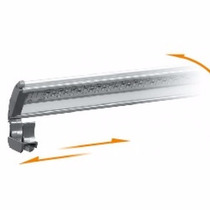 Luminaria Led Luz Branca Ista 45cm Ls-35-45 P Aquário Bivolt