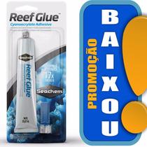 Seachem Reef Glue 20g Cola Para Corais Coral Aquario Marinho