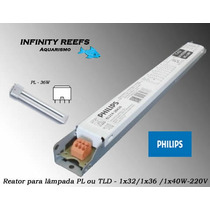 Reator Eletrônico Philips 1x36w - 220v - Pl 4 Pinos