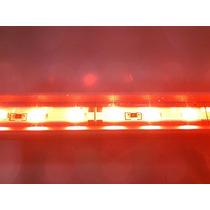 Lâmpada Led Vermelha Para Aquário - Aquarium (35 Cm - 5w)