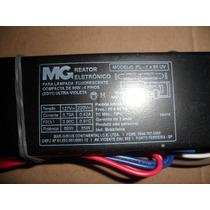 Kit Uvc Lampada+reator+soquete 4pinos. 95 W Pl 110/220 V.