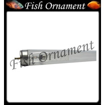 Lampada Osram 15 Watts Tubular T8 Uv Germicida Fish Ornament
