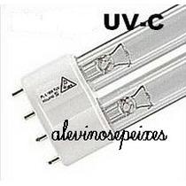 Lampada Uv. Ultra Violeta 36 W. Pl 4 Pinos Germicida Osram