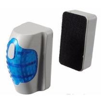 Limpador Magnético Para Vidro Aquário Flutuante Anti-risco