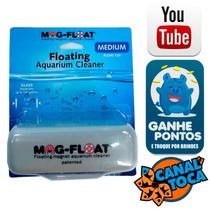 Limpador Magnético Magfloat 125 - Medium - Vidros Até 10mm