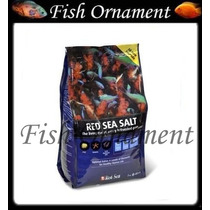 Red Sea Sal Salt 4kg Aquario Marinho Fish Ornament