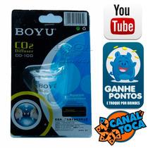 Difusor De Co2 Boyu/jad Co100 - De Vidro - Para Aquários De