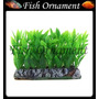 Enfeite Soma Planta Tapete Alternanthera Verde Fish Ornament