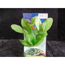 Plantas Artificial Em Seda Peq. 1 A 6 Aquár Alevinosepeixes