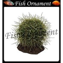 Soma 099100 Enfeite Resina Planta Cactus 106