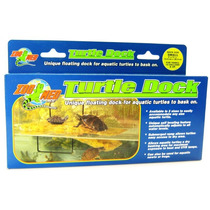 Zoomed Turtle Dock Deck Para Tartaguras Aquaterrário - Peq.