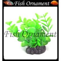 Planta Plastica Soma Bacopa 076604 13cm Fish Ornament