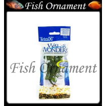 Planta Plastica Tetra Cabomba 15cm Fish Ornament