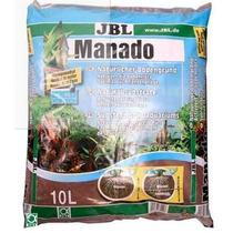 Substrato Fértil Jbl Manado 10 Litros P/ Aquários Plantados