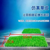 Planta Carpete Artificial - Altamente Realística - 60x40cm