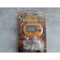 Termometro Digital Zoomed