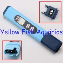 Tds Testador Medidor Digital De Qualidade Pureza Da Agua