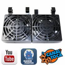 Ventilador Ventoinha Cooler Resfriador Aquários Hopar H-902