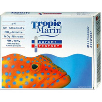 Kit Teste Expert Ph, Kh, No2, No3, Amonia - Tropic Marin
