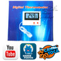 Termômetro Digital Para Aquário Ace Pet Com Sensor