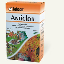 Labcon Anticlor 15ml Neutraliza O Cloro Da Agua