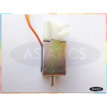 Válvula Solenoide 12v Uso Geral, Aquários Mangueira 4mm Co2