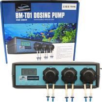 Bubble Magus Bm-t01 3 Channel Dosing Pumps(bombas Dosadoras