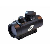 Mira Holográfica Red Dot Cbc 1x30 Trilho De 11mm