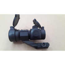 Red Dot M2 Com Trilho Elevado Para 20mm