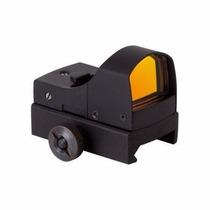 Red Dot Holográfico Trilho 20mm - Optics Red/green Dot Micro