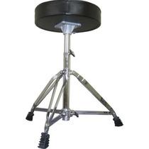 Frete Grátis - Ny Percussion Dt2 Banco Bateria Ferr. Dupla