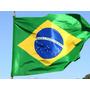 Bandeira Do Brasil Oficial! 3,00 X 2,00! G I G A N T E ! !