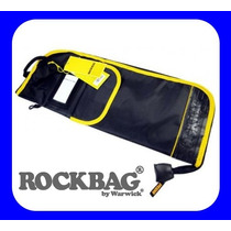 Bag Para Baquetas Rockbag Rb 22595b Bolsos Internos E Extern