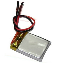 Bateria Mp4 Mp5 Gps 6,2cm X 3,5cm X 0,2cm 530 Mah