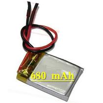 Bateria De Reposição Para Psp, Games, Mp4, Mp5,g Ps 680 Mah