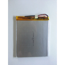 Bateria Original Tablet Dl,navcity,lenoxx,multilaser,tectoy
