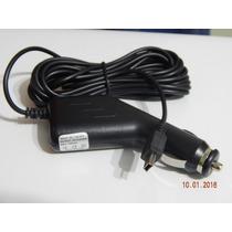Carregador Veicular P/gps-filmadora-câmera Veicular-mini Usb