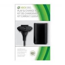 Bateria Recarregável P/ Controle Xbox 360 - Até 35 Horas !!!